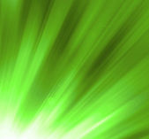 Green shine - abstract background — Stock Photo