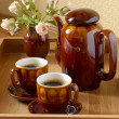 Coffee set - Stock Photo