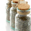Jars of spices — Stock Photo #2685869