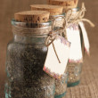 Jars of spices — Stock Photo #2686064