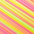 Cocktail straws - Foto de Stock