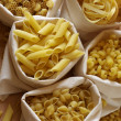 Stock Photo: Assorted pasta