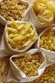 Assorted pasta — Stock Photo