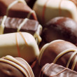 Assorted chocolates — Stock Photo #2767130