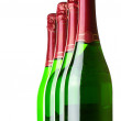 Royalty-Free Stock Photo: Bottles of champagne