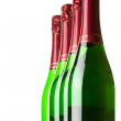 Bottles of champagne — Stock Photo #2771314