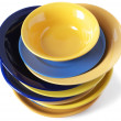 Multicolored dishware — Stock Photo #2771713