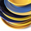 Multicolored dishware — Stock Photo #2771741