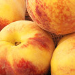 Royalty-Free Stock Photo: Heap of peaches