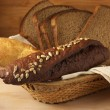 Various bread — Stock Photo