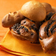Royalty-Free Stock Photo: Assorted buns