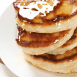Royalty-Free Stock Photo: Thick pancakes
