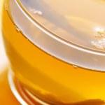 Green tea close-up — Stock Photo