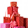 Stack of gifts — Stock Photo #2829488