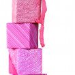 Stack of gifts — Stock Photo #2829960