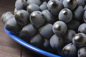 Dark grape — Stock Photo