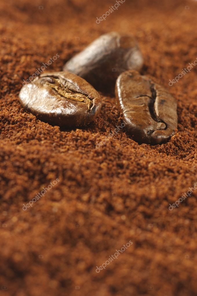 ground coffee stock photo - photo #35