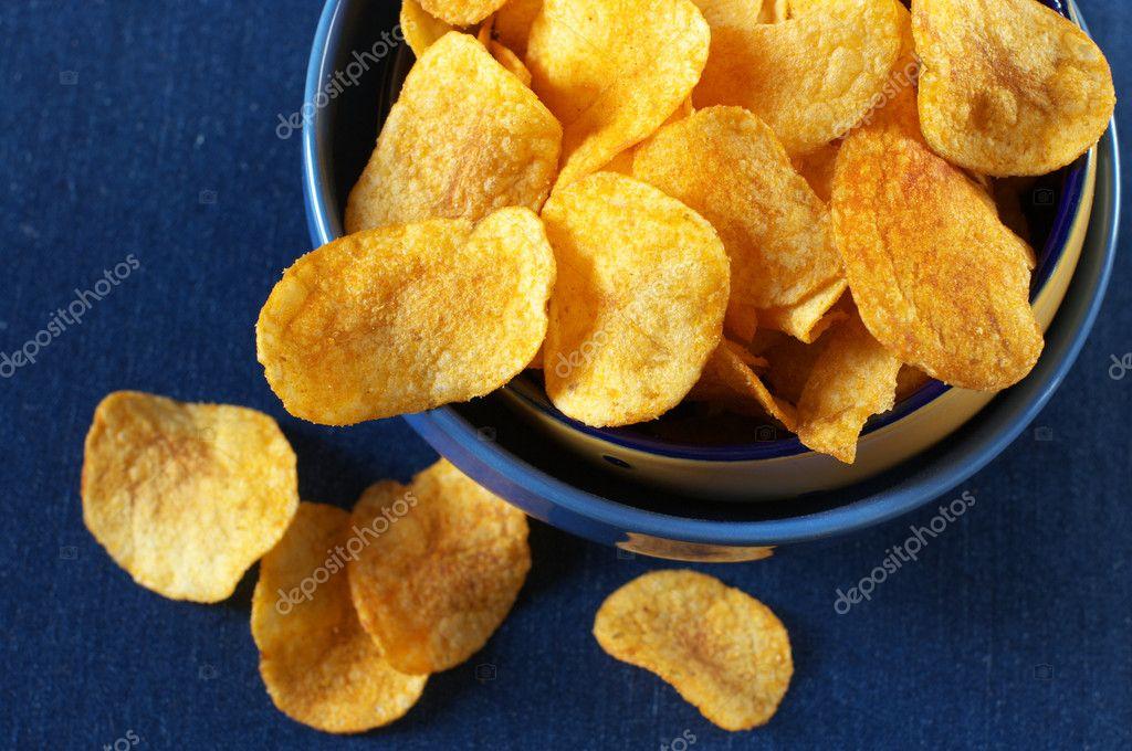 Как самому сделать чипсы 31