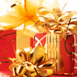 Multicolored gifts - Foto de Stock