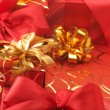 Various red gifts - Foto de Stock