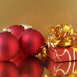 Christmas still life — Stock Photo #2847795