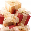 Heap of gifts — Stock Photo #2877920