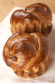 Dois pães — Foto Stock