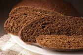 Cortar pão — Foto Stock