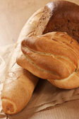 Various bread — Foto Stock