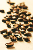 Coffee beans — Stockfoto