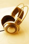 Kulaklıklar — Stok fotoğraf