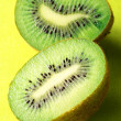Stock Photo: Two kiwi