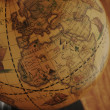 Royalty-Free Stock Photo: Vintage globe