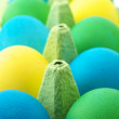 Colorful Easter eggs - Photo