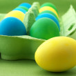 Colorful Easter eggs - Foto Stock