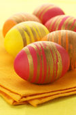 Colorful Easter eggs — Стоковое фото