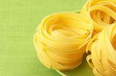 Pasta on plate — Stock Photo