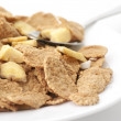 Royalty-Free Stock Photo: Breakfast cereal in plate