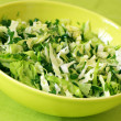 Green salad — Stock Photo #3122789