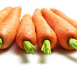 Royalty-Free Stock Photo: Carrots
