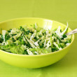 Green salad — Stock Photo #3375929