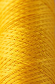 Reel of tread close-up — Stock Photo