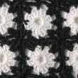Crocheted background - Stock Photo