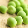 Green peas — Stock Photo #3580080