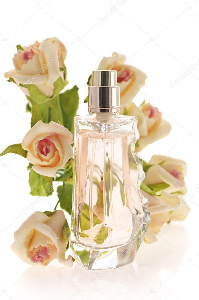 Духи из розы