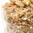 Royalty-Free Stock Photo: Breakfast cereal close-up