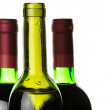Wine bottles — Stockfoto #3857744