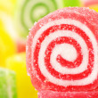Colorful candy close-up — Stock Photo