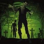 Zombie — Stock Vector #3902861