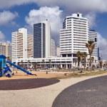 Tel-Aviv Embankment — Stock Photo #2696859